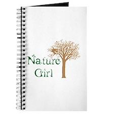 Nature Girl Butterfly Journal