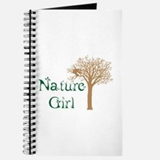 Nature Girl Butterfly Journal