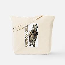 American Cream Tote Bag