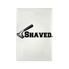 Shaved Rectangle Magnet (10 pack)