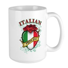 Italian Princess Mug