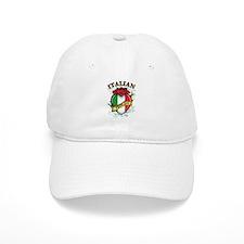 Italian Princess Baseball Cap