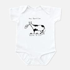 Devil Cow Infant Bodysuit