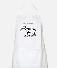 Devil Cow BBQ Apron