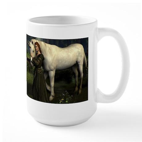 Dreaming True Fantasy Large Mug