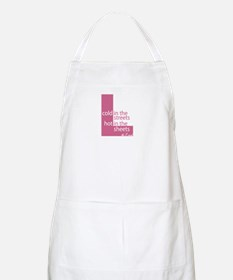 Hot in the Sheets (L Word) BBQ Apron