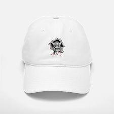 Viking Skull Baseball Baseball Cap