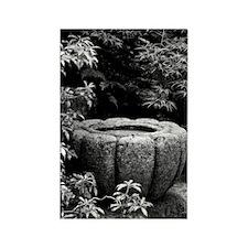 Japanese Garden 166 Rectangle Magnet