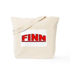 """""""Finn"""" Tote Bag"""