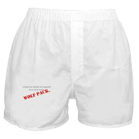 Wolf Pack Boxer Shorts