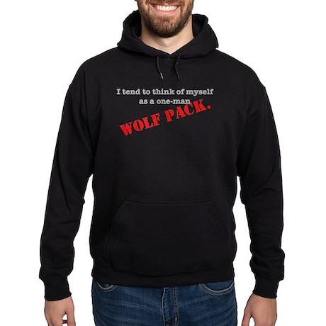 Wolf Pack Hoodie (dark)
