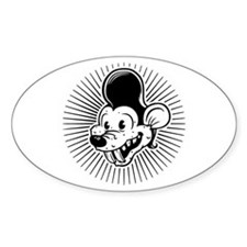 Ricky Rodent Decal
