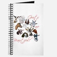 Goats are Beautiful Journal
