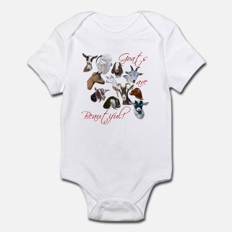 Goat Baby Clothes & Gifts