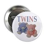 "TWINS 2.25"" Button"