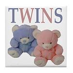 TWINS Tile Coaster