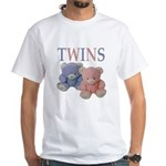 TWINS White T-Shirt