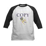 Twins: Copy/Paste Kids Baseball Jersey