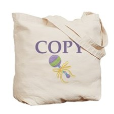 Twins: Copy/Paste Tote Bag