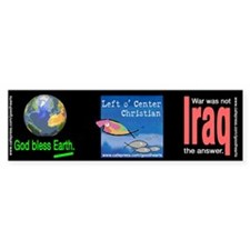 Anti Religious Right 3-in-1 Bumper Stickers