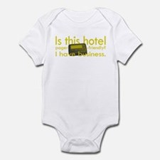 Pager Friendly? Infant Bodysuit