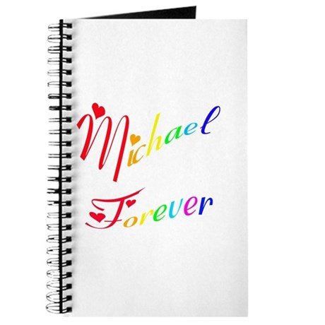 Michael Forever Journal
