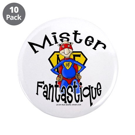 "MF Superhero 3.5"" Button (10 pack)"