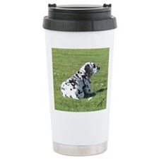 The Rusk's Store Travel Mug
