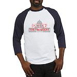 Funny slogan Dexter Morgan Baseball Jersey