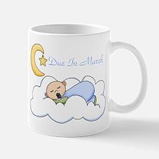 Due In March (Boy) Mug