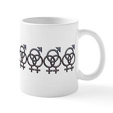 SWINGERS SYMBOL FMF GRAY Mug