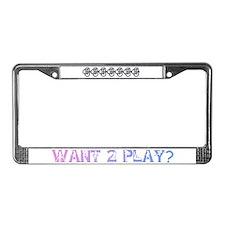 MFM SWINGERS SYMBOL License Plate Frame