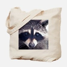 The Raccoon Tote Bag