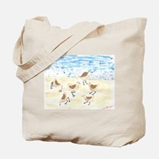 Sandpipers on Old Orchard Bea Tote Bag
