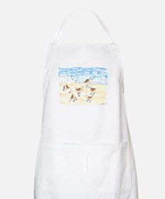 Sandpipers on Old Orchard Bea BBQ Apron