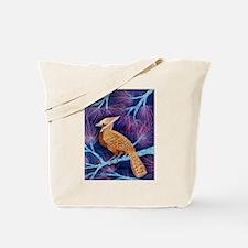 EK's Blue Jay turned Brown Th Tote Bag