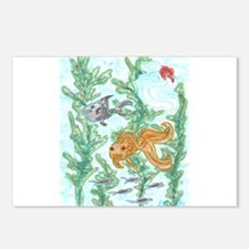 Fish Tank Postcards (Package of 8)