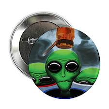 "Whack 'A' Alien 2.25"" Button"