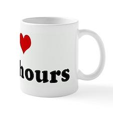 I Love after hours Mug