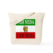 I Am Neda on new Iraninan Lion/Sun Flag Design Tot