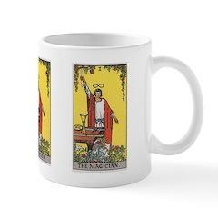 01 Tarot Magican Card Mug