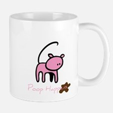 Pink Monkey Mug