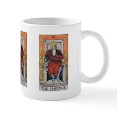 04 Tarot Emperor Mug