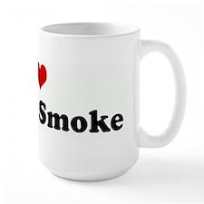 I Love Diesel Smoke Mug