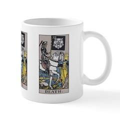 13 Tarot Death Card Mug
