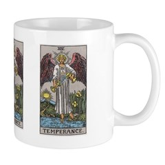 14 Tarot Temperance Mug