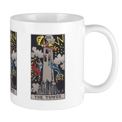 16 Tarot Tower Mug