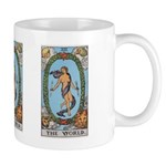 21 Tarot World Mug