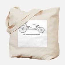 Patent Art Tote Bag