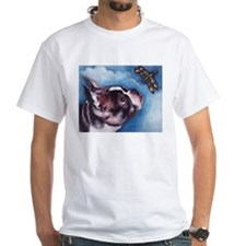 Boston Terrier and Dragonfly Shirt